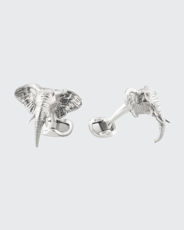 Ziggy Elephant Cufflinks