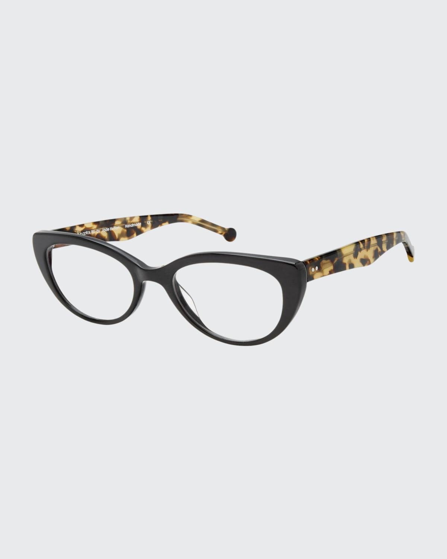 Cat-Eye Acetate Blue Light Reading Glasses