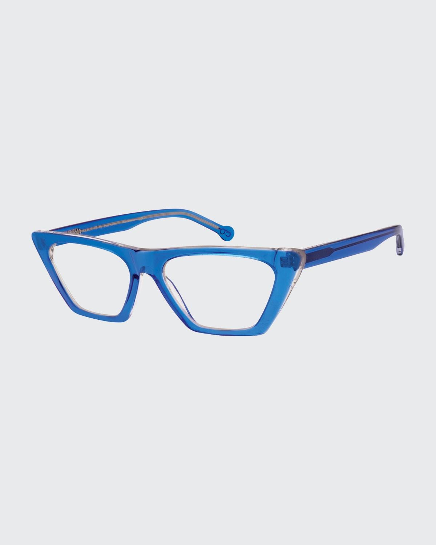 Cat-Eye Blue Light Reading Glasses