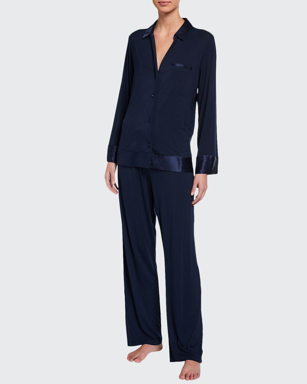 Noth Jersey Essentials Modal Jersey Pajama Set