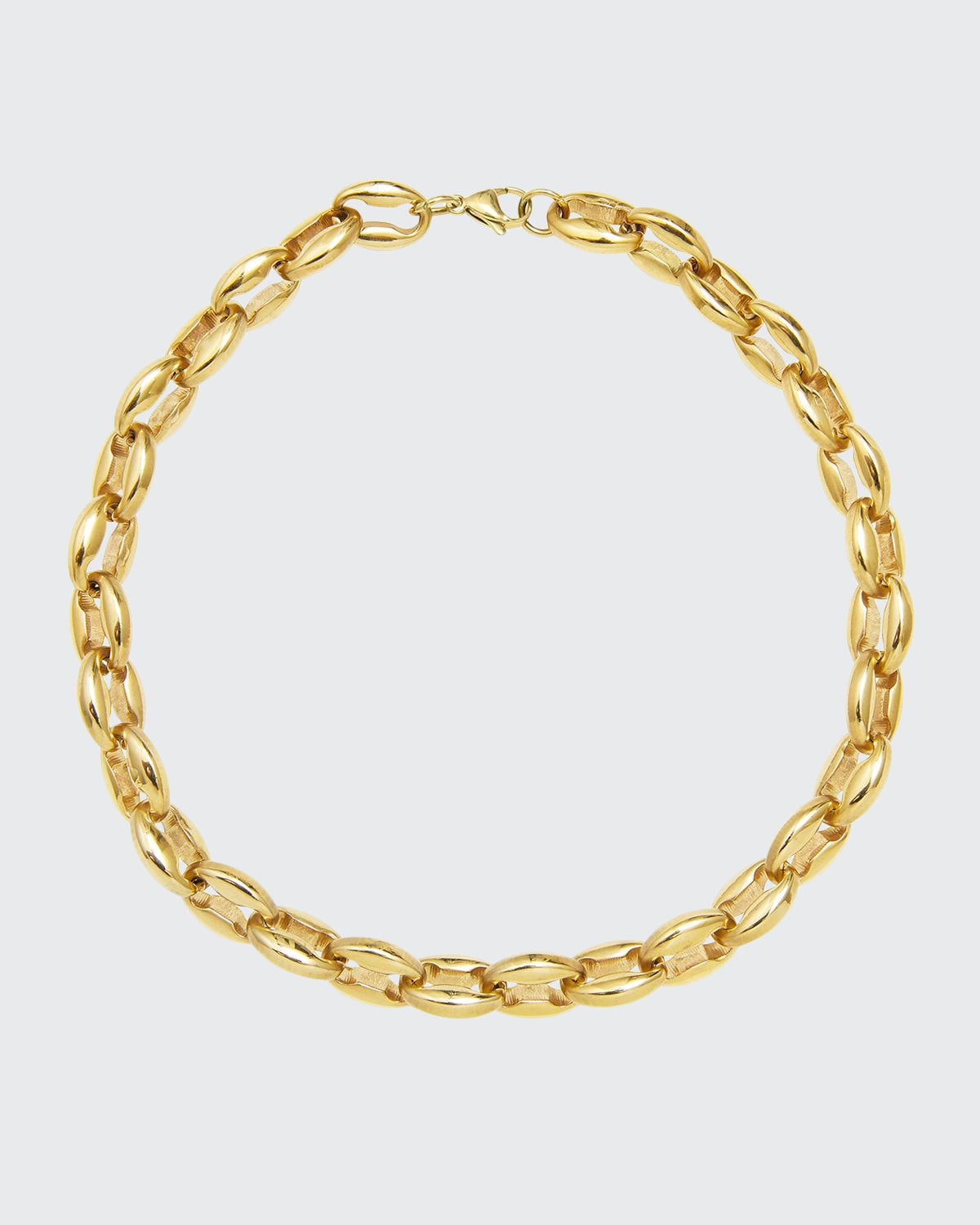 Toscano Chain Choker Necklace