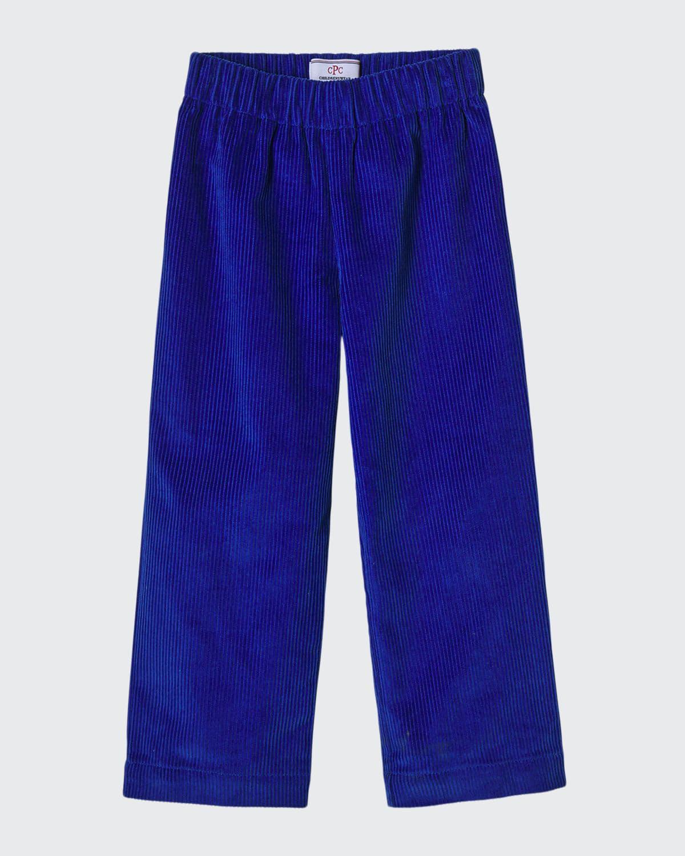 Boy's Myles Slim-Fit Corduroy Pants