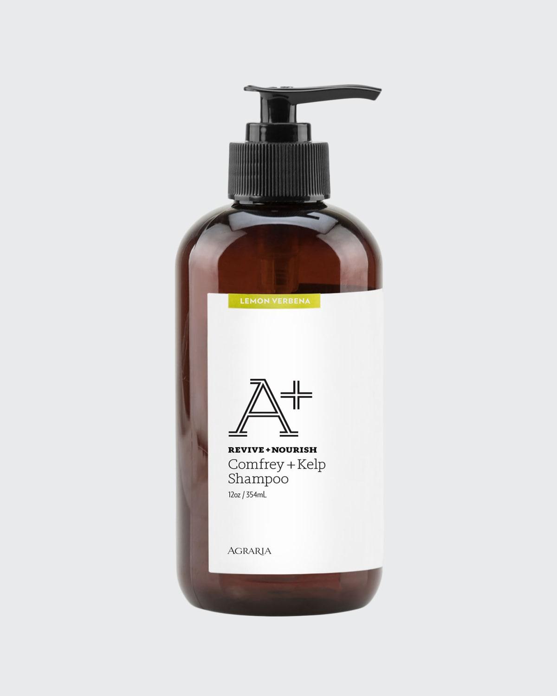 Lemon Verbena A+ Comfrey + Kelp Shampoo