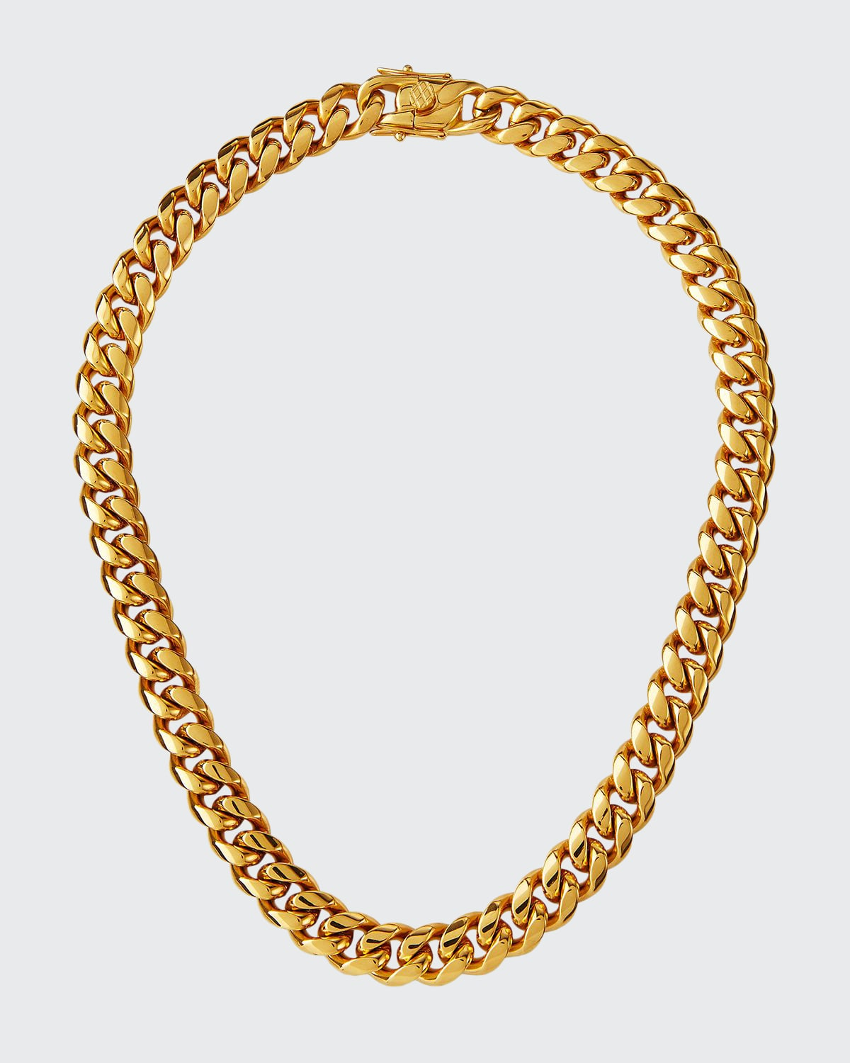 Ruth Curb Chain Necklace