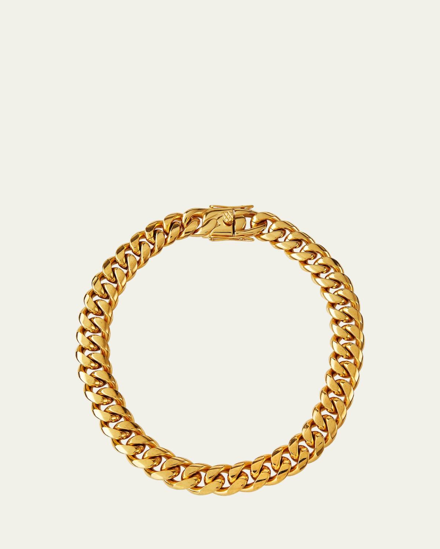 Ruth Curb Chain Collar