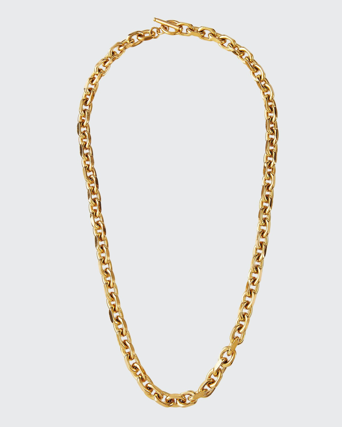 Nancy Toggle Chain Necklace