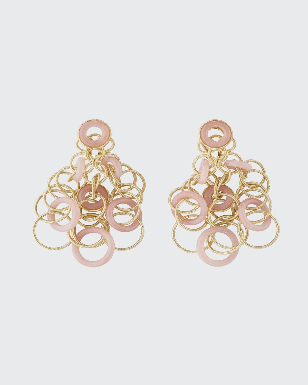Hawaii Color Pendants Earrings