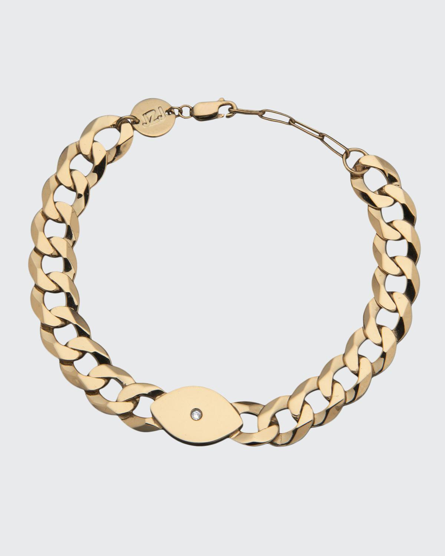 Nessa Evil Eye Bracelet