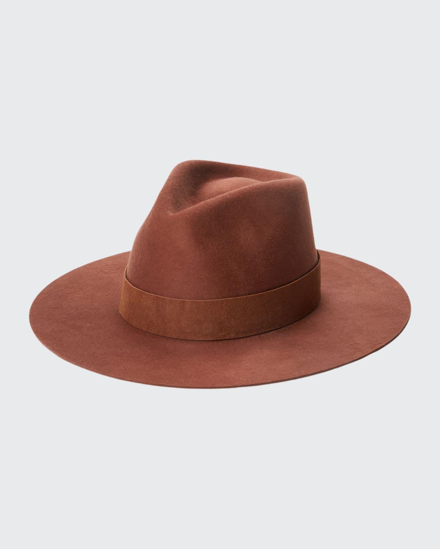 Cotta Wool Bolero Hat