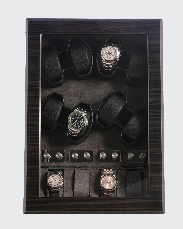 Men's Louis Large Watch Winder & Storage Case