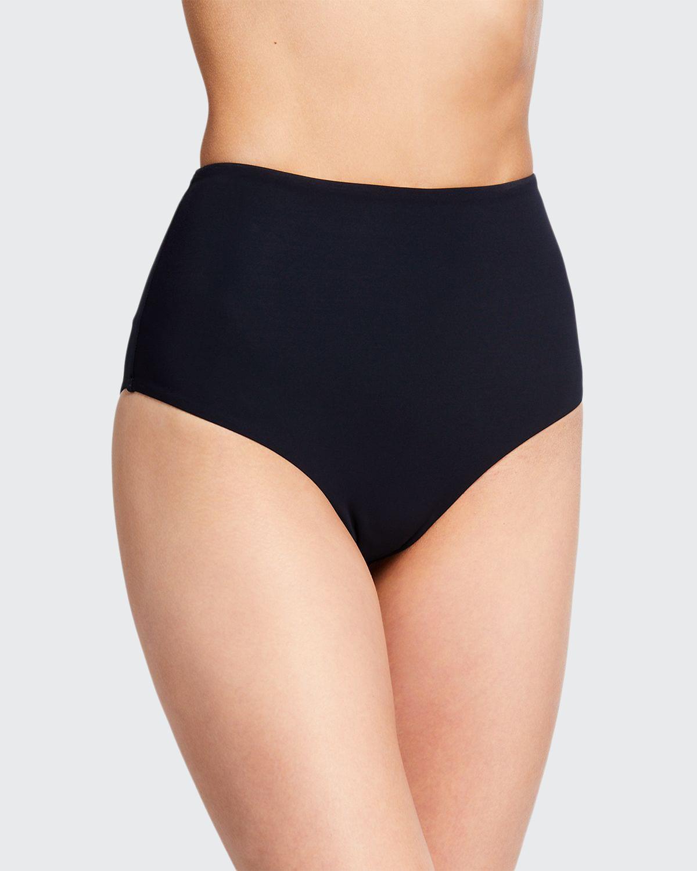 Jetset High-Waist Swim Bottoms