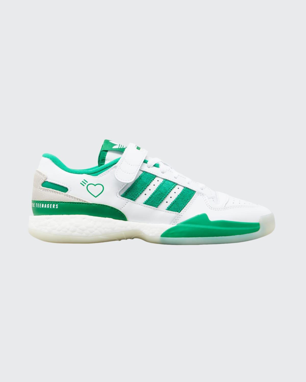 Men's Forum Bicolor Leather Low-Top Sneakers
