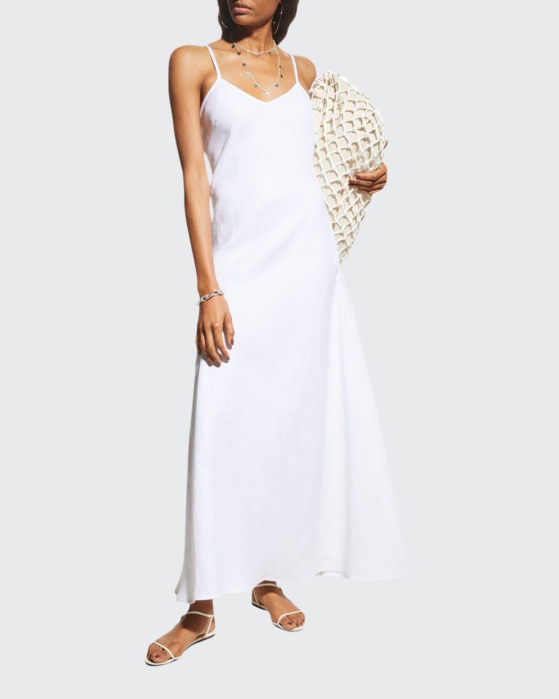 Charlene Coverup Slip Dress
