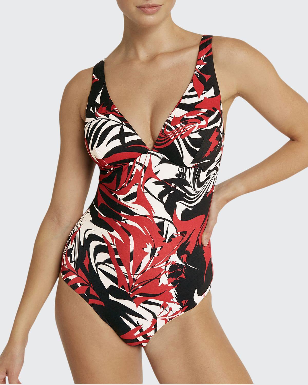 Casa Lucia One-Piece Swimsuit (DD)