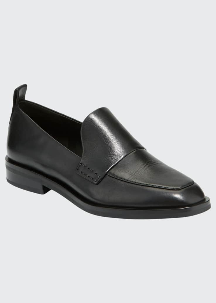 Alexa Slip-On Leather Loafers