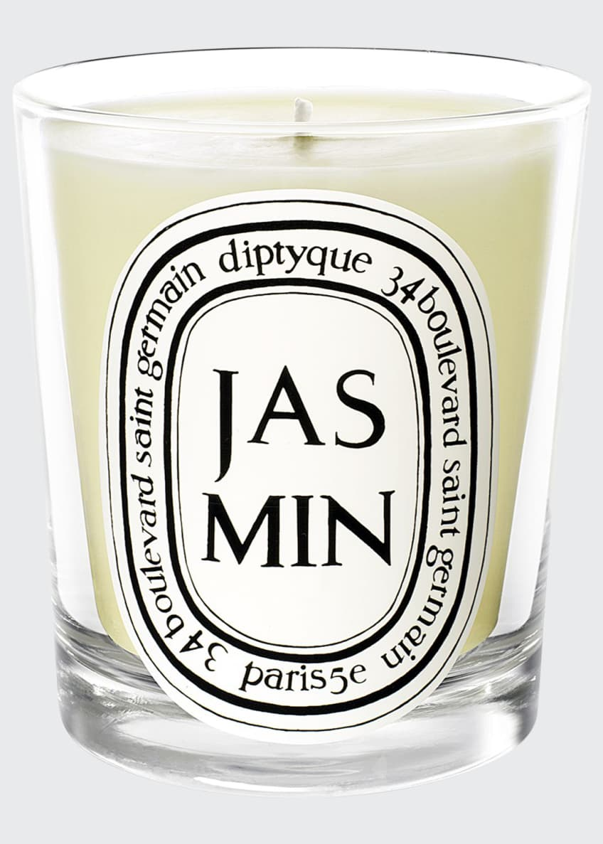Image 1 of 1: JASMIN SCENTED CANDLE, 190g