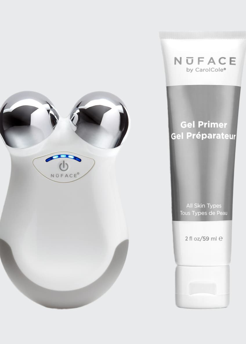 Image 1 of 4: NuFACE Mini Facial Toning Device