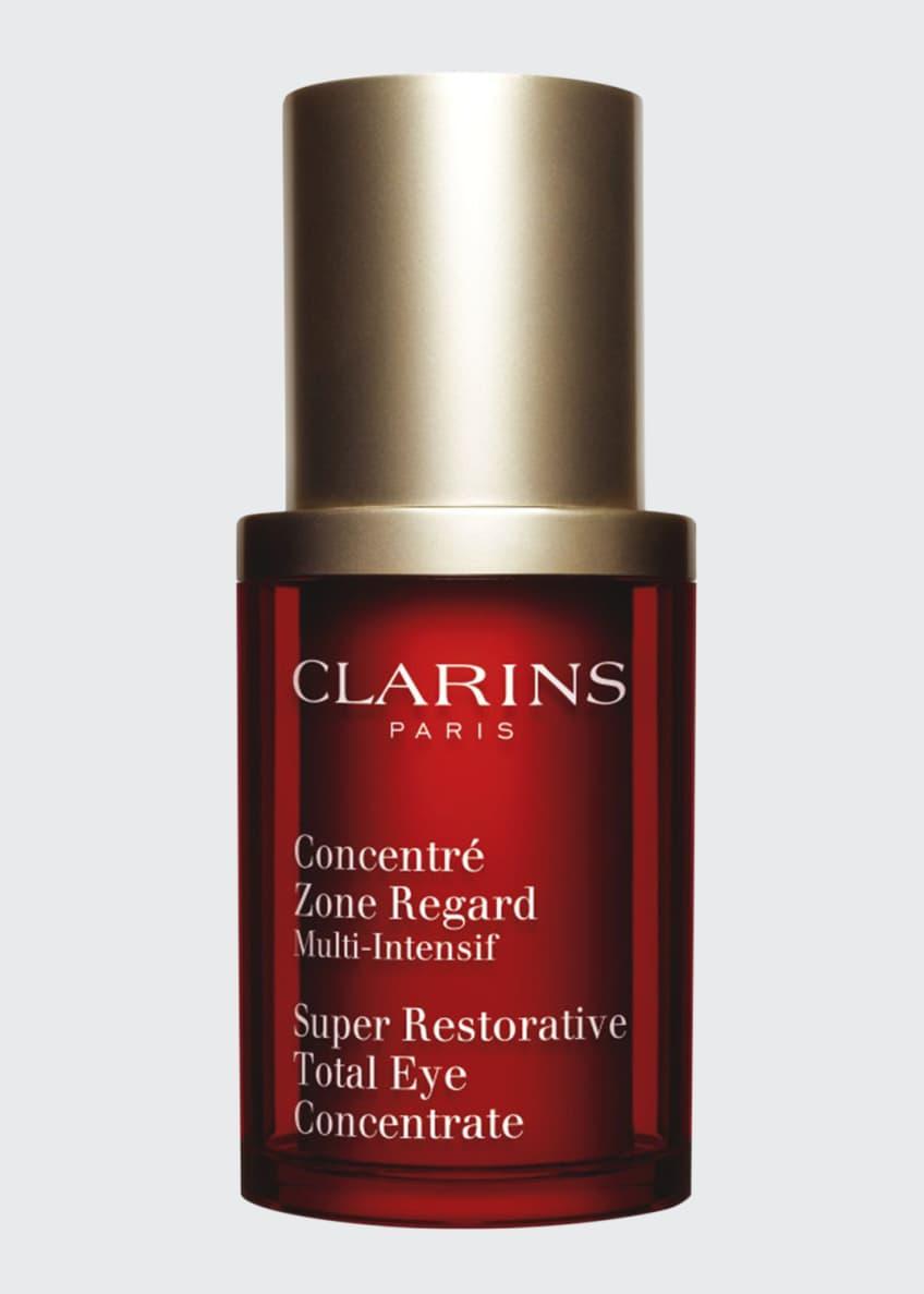 Clarins Super Restorative Total Eye Concentrate, 0.5 oz. - Bergdorf Goodman