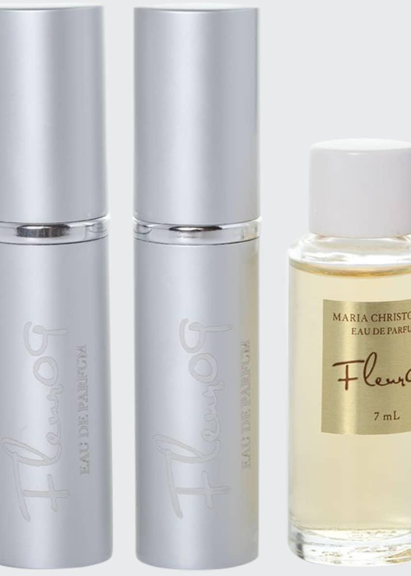 Maria Christofilis Fleur09 Travel Spray With Refill - Bergdorf Goodman