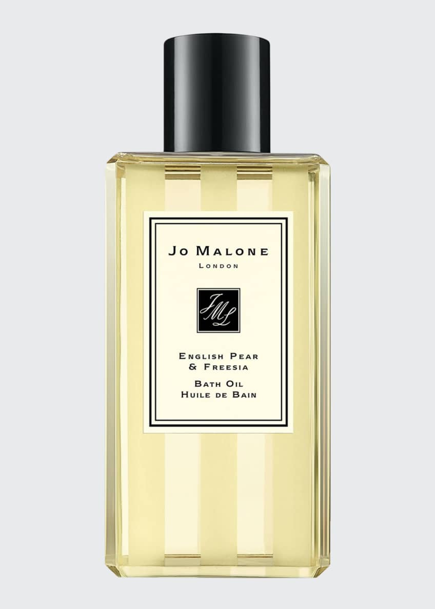 Jo Malone London English Pear & Freesia Bath Oil, 250 mL - Bergdorf Goodman