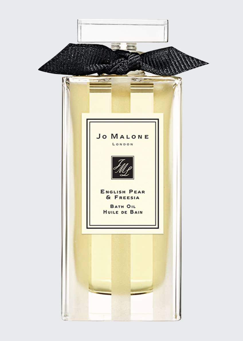 Jo Malone London English Pear & Freesia Bath Oil, 30 mL - Bergdorf Goodman