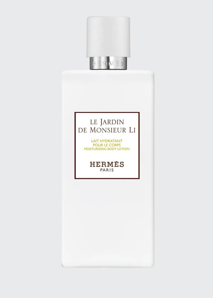 Hermès Le Jardin de Monsieur Li Moisturizing Body Lotion, 6.5 oz./ 192 mL - Bergdorf Goodman