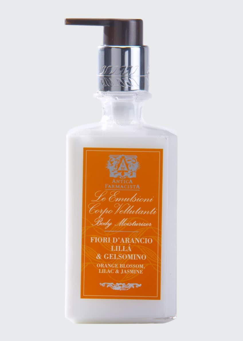 Image 1 of 1: Orange Blossom Body Moisturizer