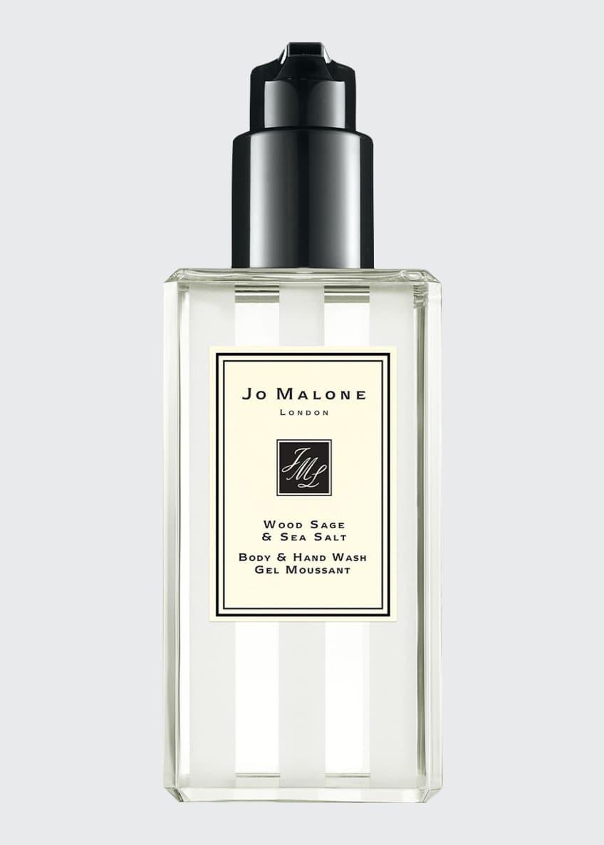 Jo Malone London Wood Sage & Sea Salt Body & Hand Wash, 250 mL - Bergdorf Goodman