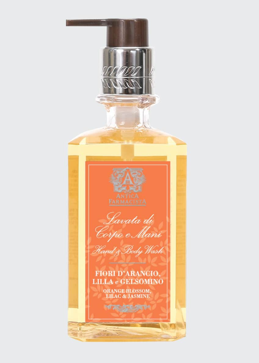 Image 1 of 1: Orange Blossom, Lilac & Jasmine Hand Wash