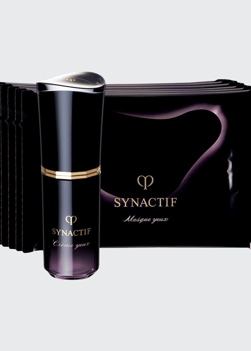Cle de Peau Beaute Synactif Eye Care Ritual Set - Bergdorf Goodman