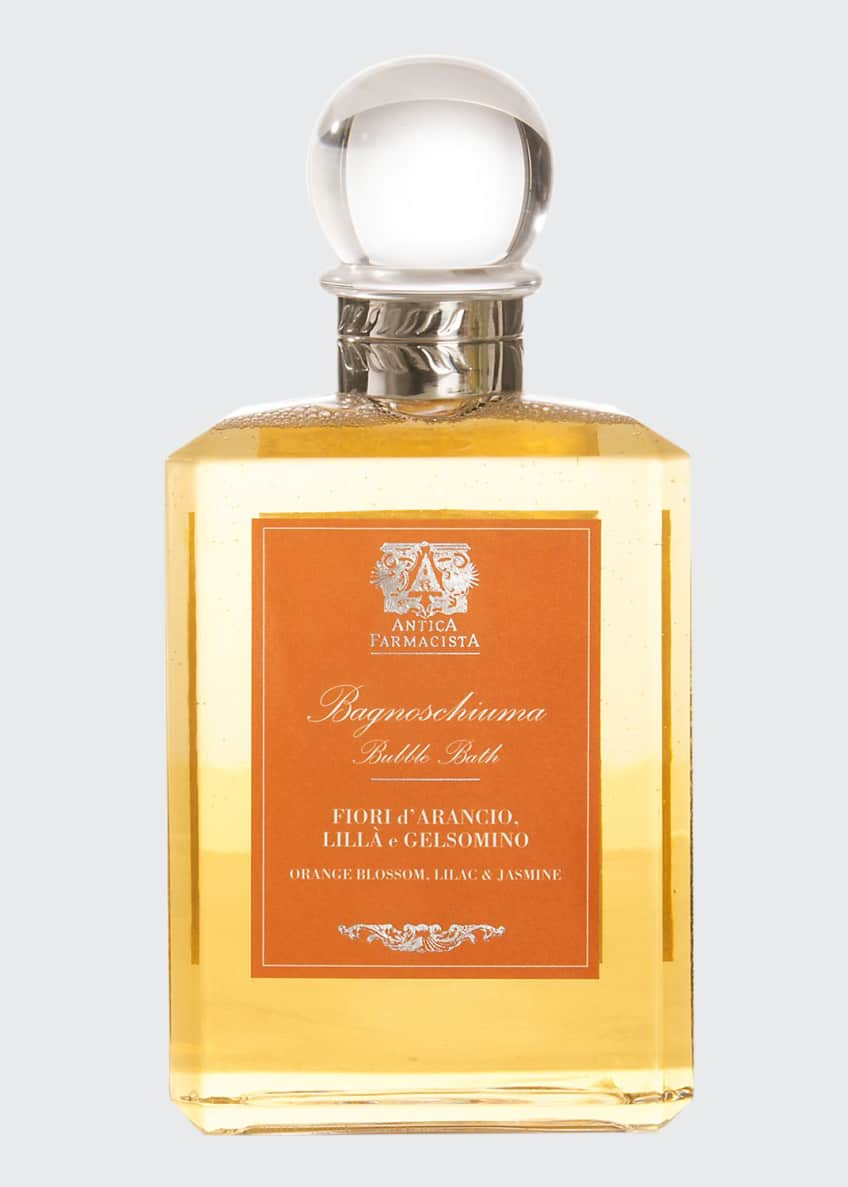 Image 1 of 1: Orange Blossom, Lilac & Jasmine Bubble Bath, 15.8 oz./ 473 mL