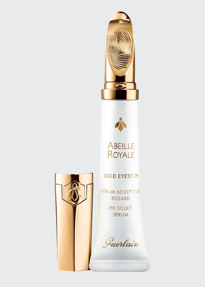 Guerlain Abeille Royale Eye Sculpt Serum with 22K