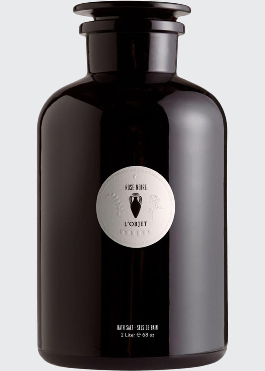 L'Objet Rose Noir Bath Salt, 2 L