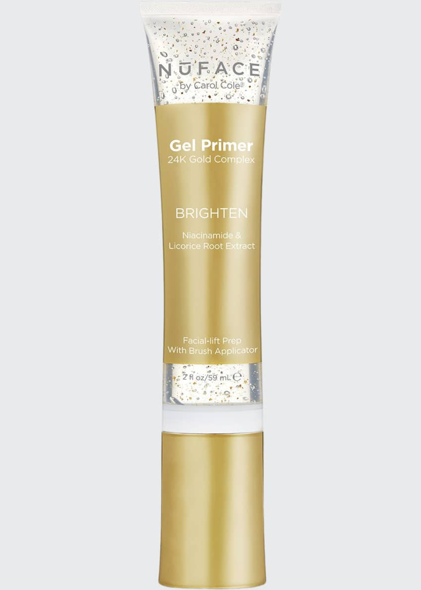Image 1 of 4: 24K Gold Gel Primer - Brighten, 2.0 oz.