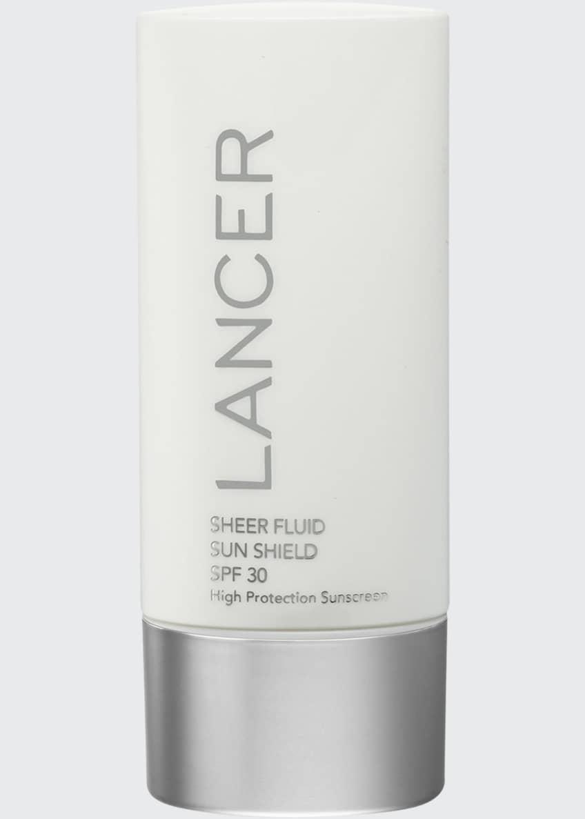 Lancer 2 oz. Sheer Fluid Sun Shield SPF 30 - Bergdorf Goodman