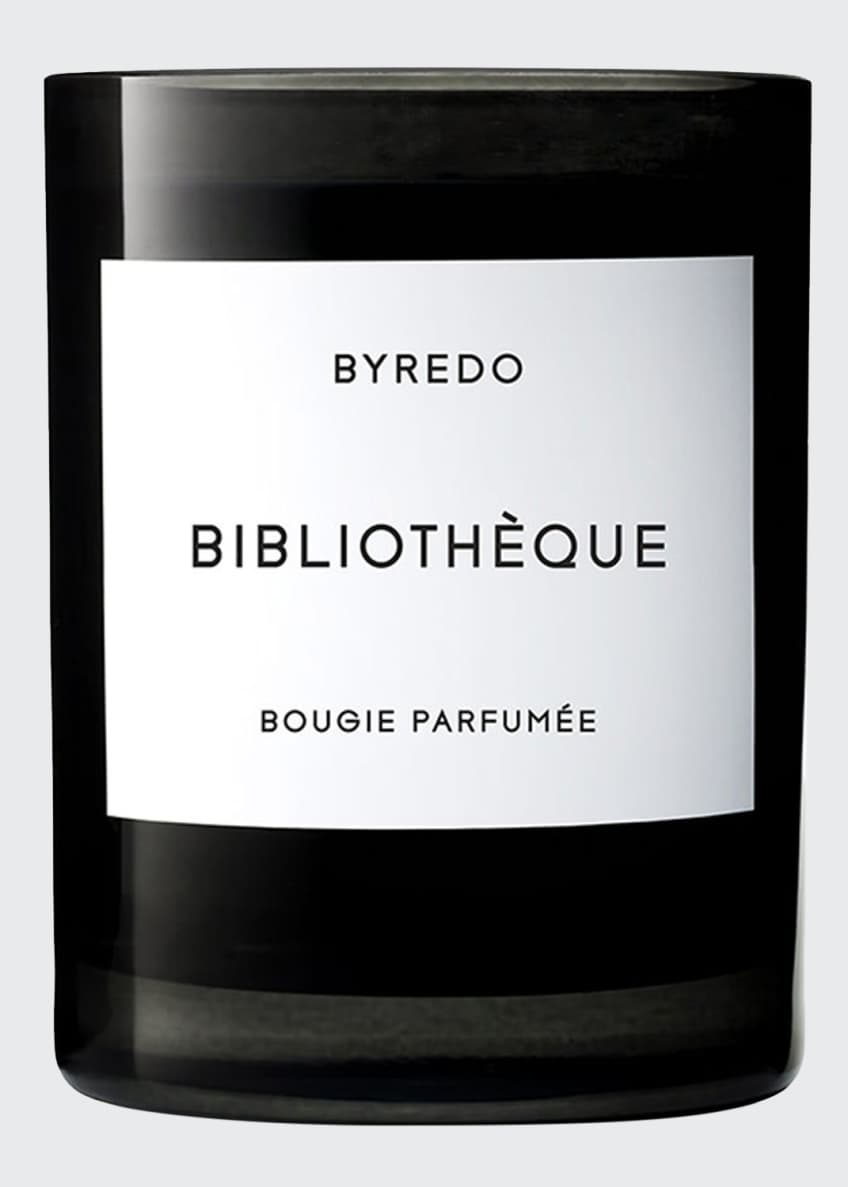 Byredo Bibliothèque Bougie Parfumée Scented Candle, 240g