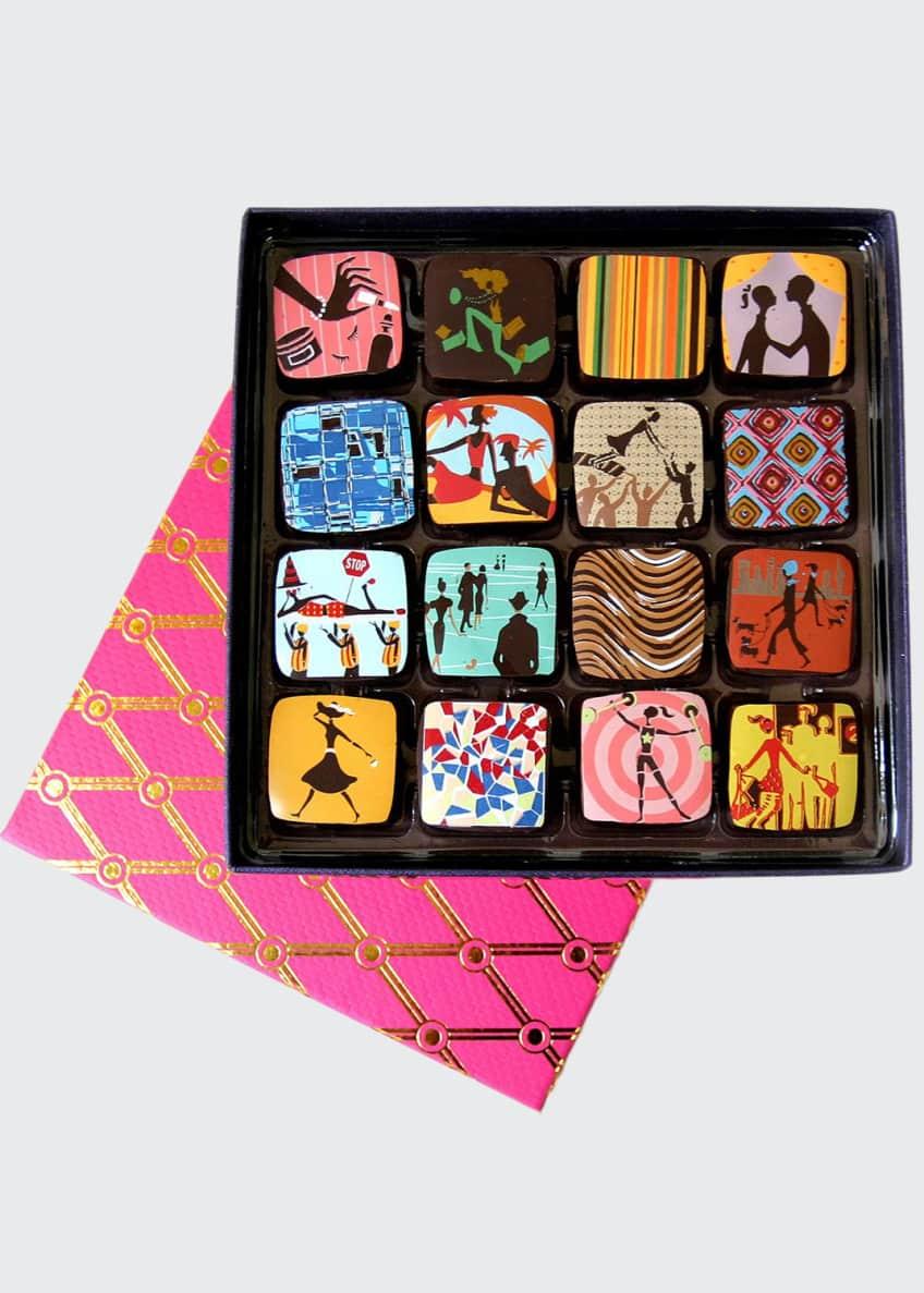 MarieBelle Chocolate Ganaches