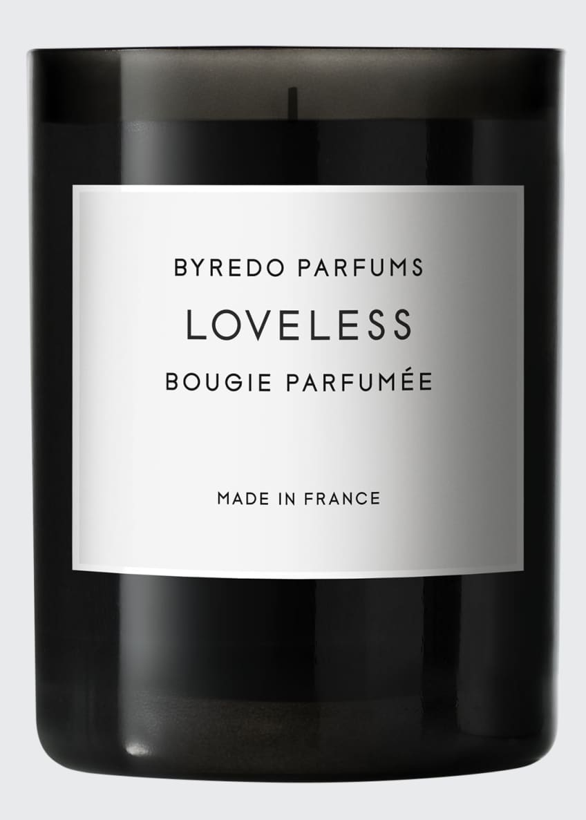 Byredo Loveless Bougie Parfumée Scented Candle, 240g
