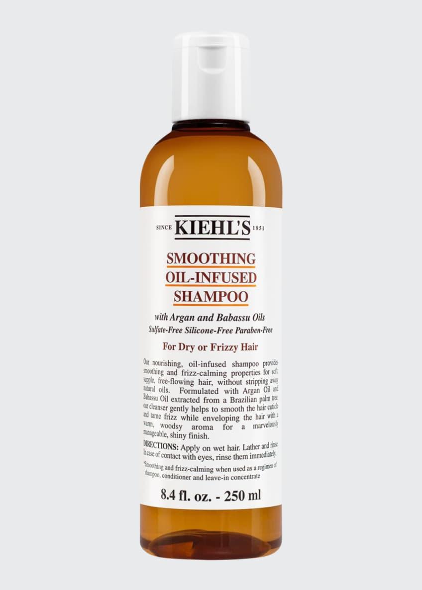Kiehl's Since 1851 Smoothing Oil-Infused Shampoo, 8.4 oz. - Bergdorf Goodman