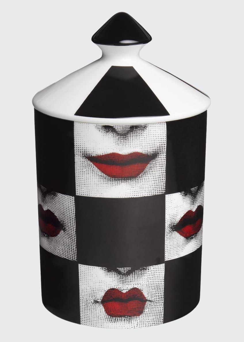 Fornasetti Fornasetti Labbra Scented Candle, 300 g - Bergdorf Goodman