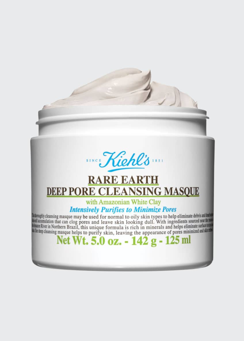 Image 1 of 5: Rare Earth Deep Pore Cleansing Mask, 5.0 oz.
