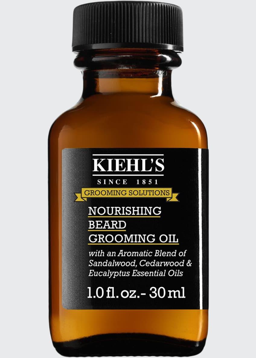 Kiehl's Since 1851 Nourishing Beard Grooming Oil, 1.0