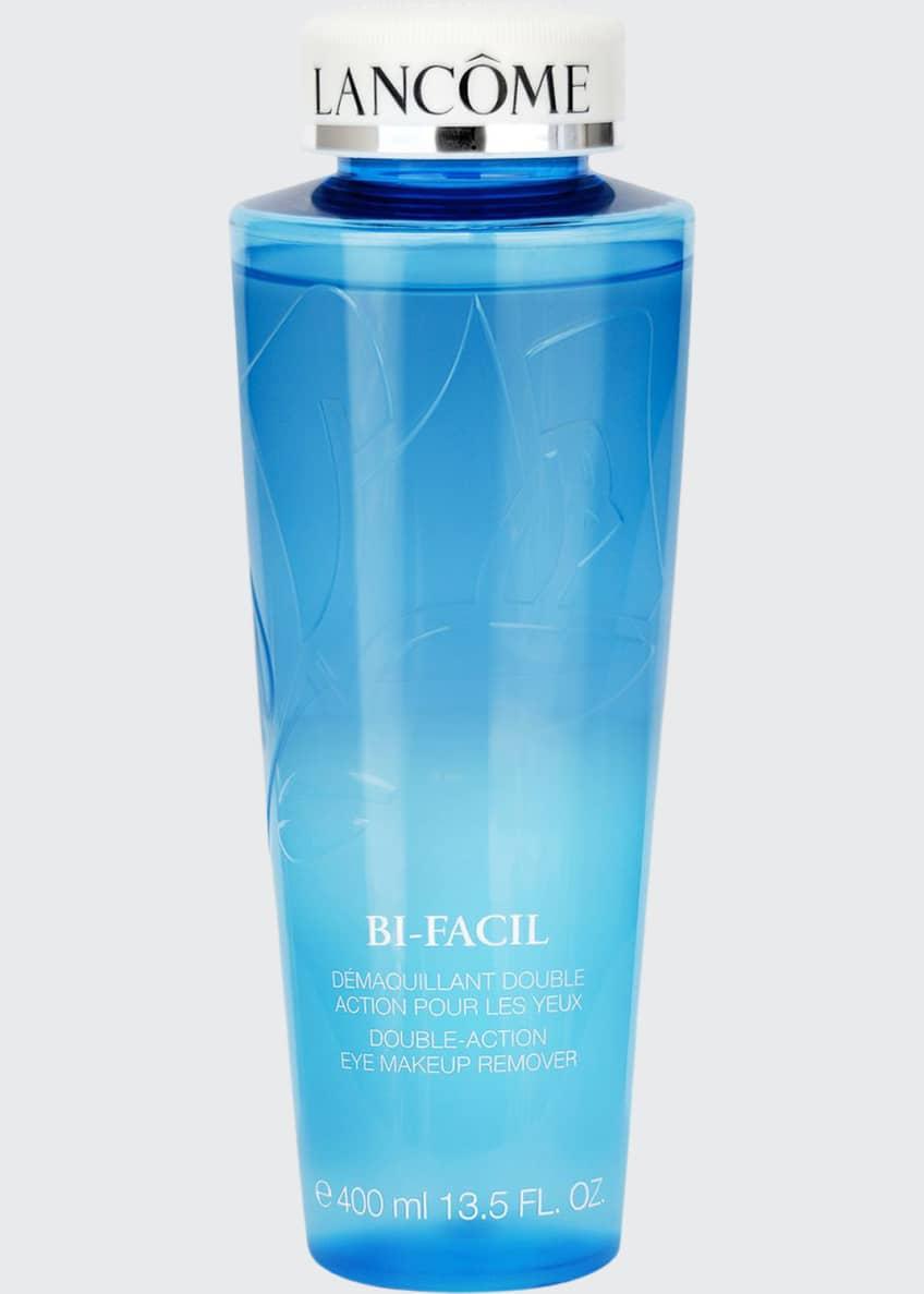 Lancome Bi-Facil Double-Action Eye Makeup Remover, 13.5 oz./ 400 mL - Bergdorf Goodman