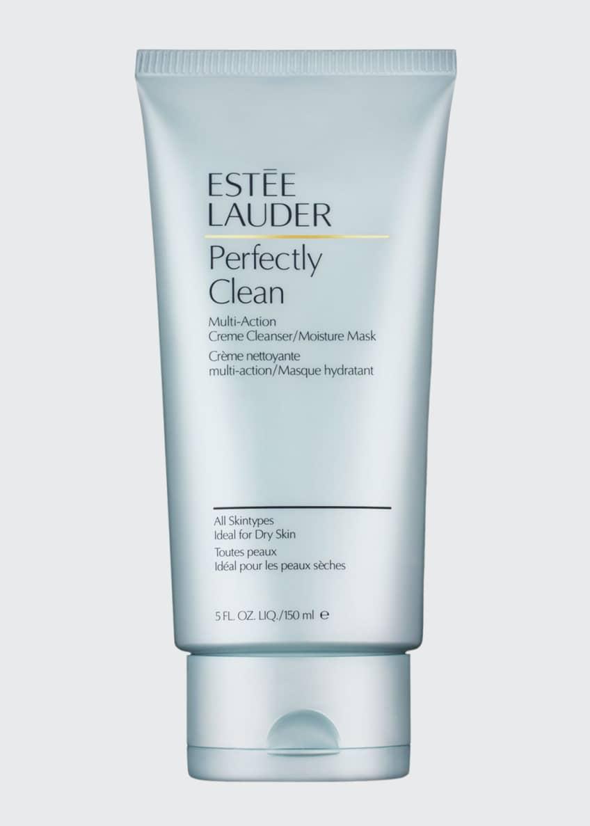 Estee Lauder Perfectly Clean Multi-Action Creme Cleanser/Moisture Mask, 5 oz. - Bergdorf Goodman