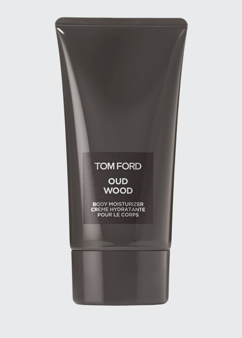 Image 1 of 2: Oud Wood Moisturizer, 5.0 oz./ 150 mL