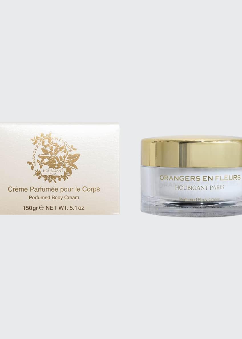Houbigant Paris Orangers en Fleurs Perfumed Body Crème, 5.1 oz. - Bergdorf Goodman