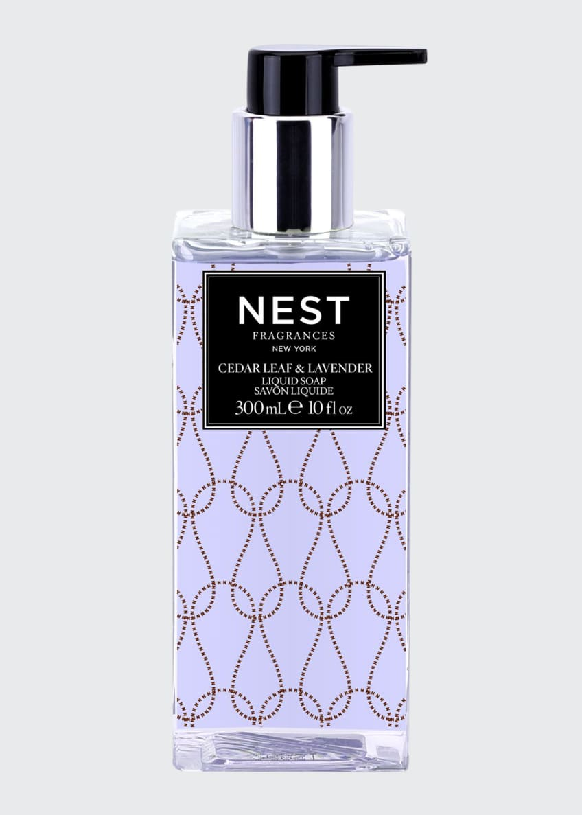 NEST New York 10 oz. Cedar Leaf & Lavender Liquid Soap - Bergdorf Goodman