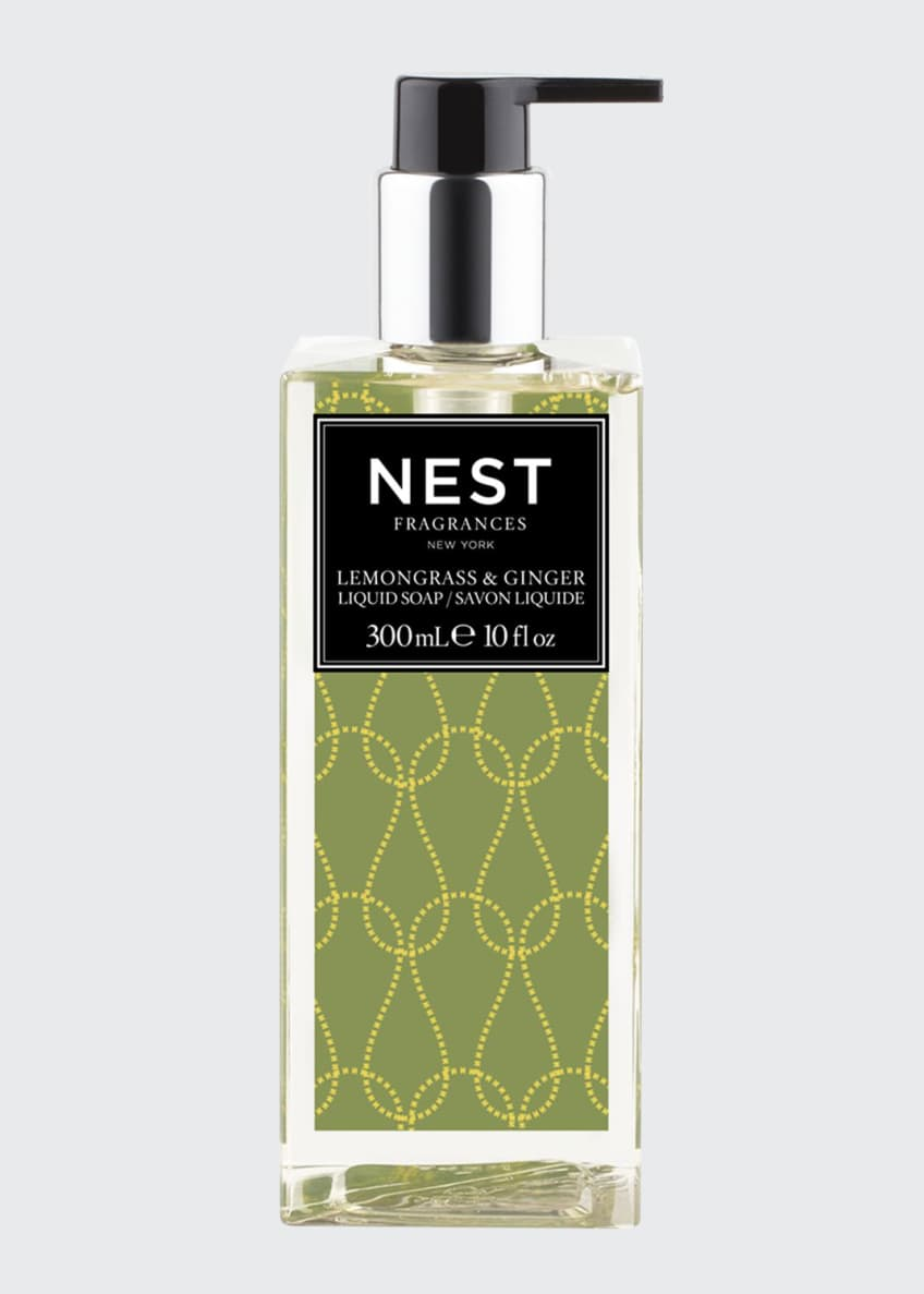 NEST New York Lemongrass & Ginger Liquid Soap, 10 oz. - Bergdorf Goodman