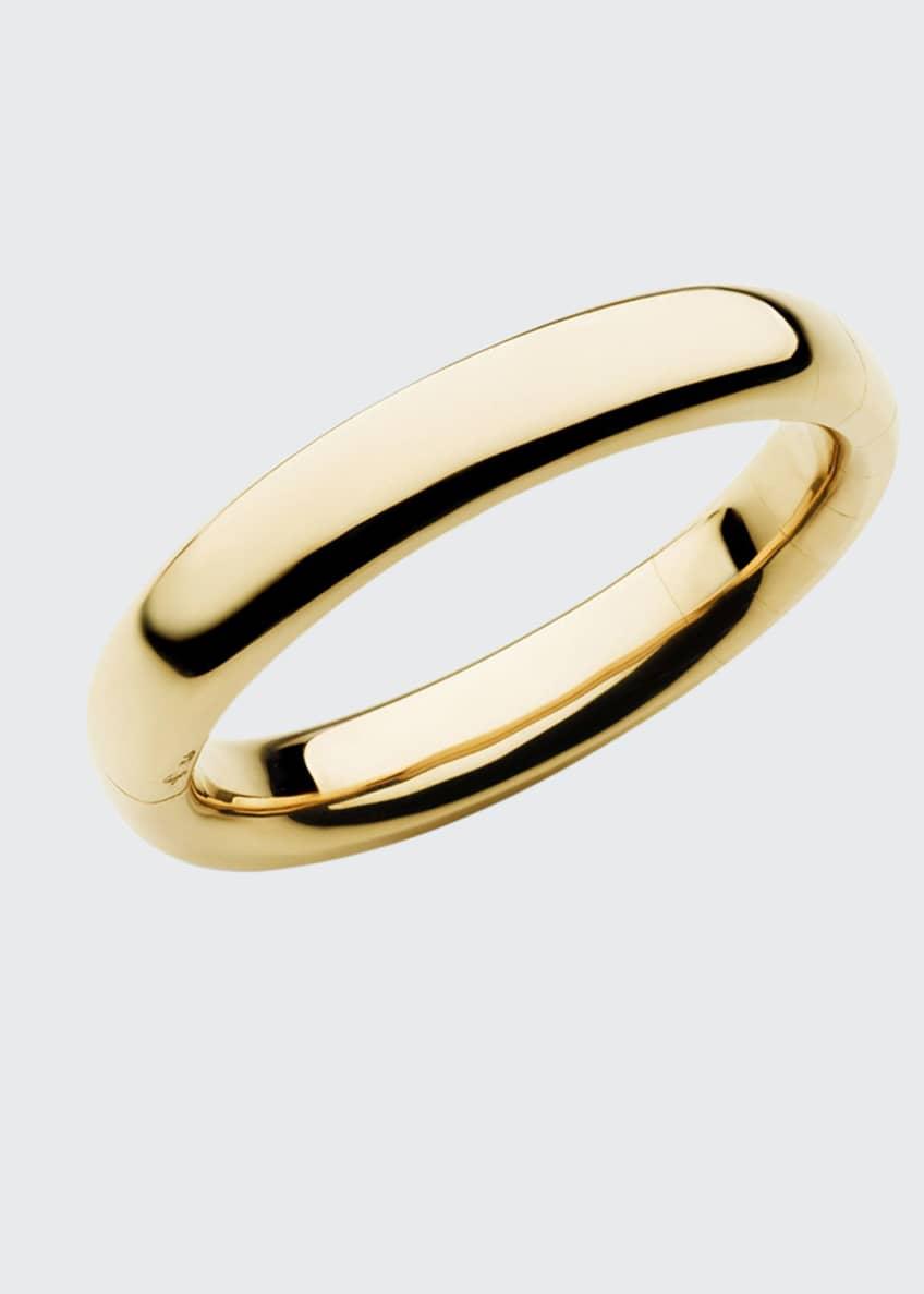 Pomellato TANGO 18k Gold Plain Bangle