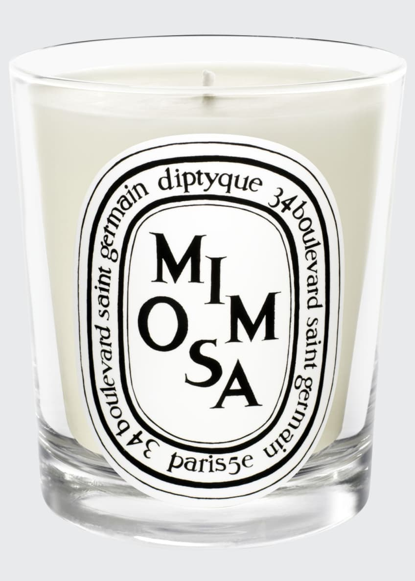 Image 1 of 1: Mimosa Scented Candle, 190g
